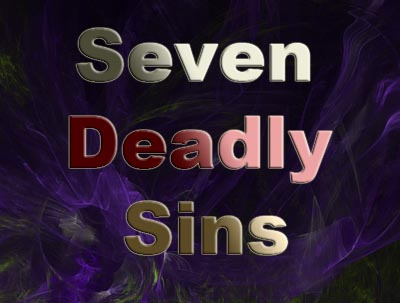 Brain Hack – Seven Deadly Sins