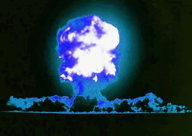 Nuclear-Holocast