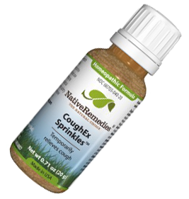 CoughExSprinkles - natural remedy for cough