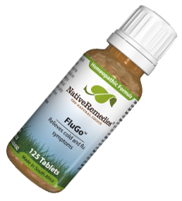 FluGo - Natural remedy for cold and flu