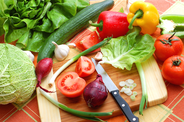 healthy fresh vegetable food for constipation