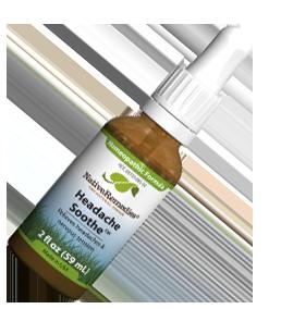 Headache Soothe - natural remedy for headaches