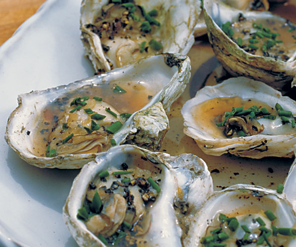 Oysters contain Zinc