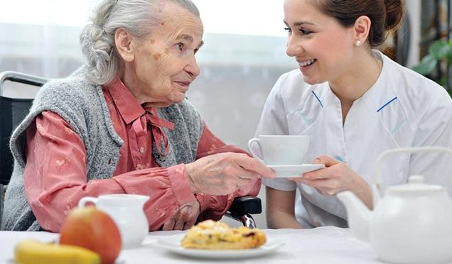 Elderly-care-home