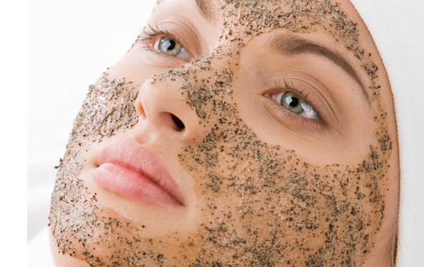 exfoliation skin care from the kitchen