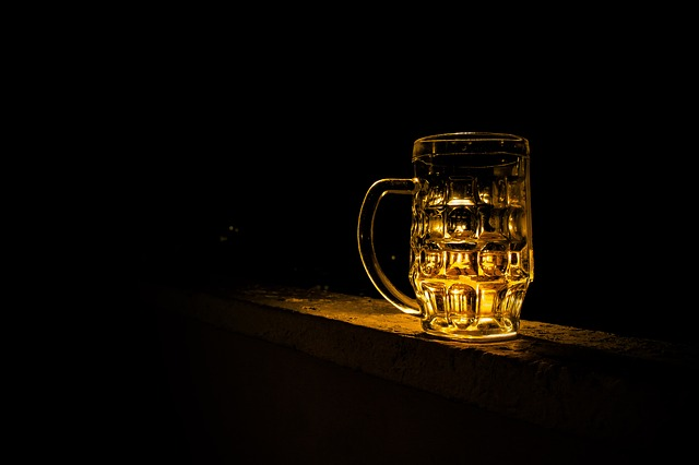 Mug of Beer - diabetics need to regulate their alcohol intake