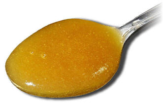 spoon of honey for hiccups