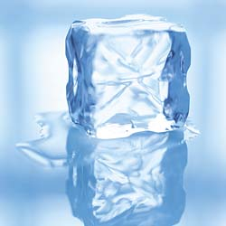 ice cubes for hiccups
