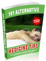 101 Alternative Medicine Tips