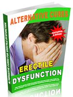 Alternative Cures for Erectile Dysfunction
