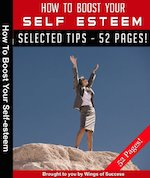 How to boost your self esteem