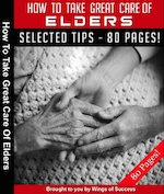 How to take great care of elders