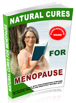 Natural Cures For Menopause