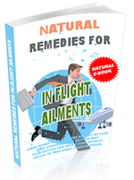 Natural Remedies for In-flight Ailments