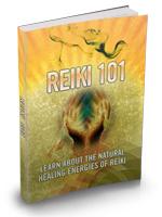 Reiki101 ebook cover