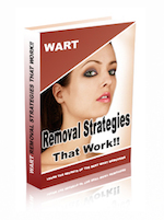 Wart Removal Strategies That Work!!
