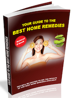 Your Guide To The Best Home Remedies