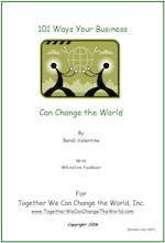 101 ways business can change the world