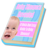 Baby Showers ebook cover