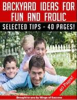 Backyard Ideas for Fun and Frolic
