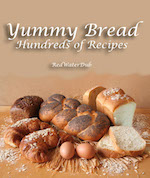 bread recipes ebook cover