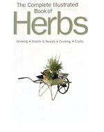 Complete Illustrated Book to Herbs
