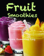 Fruit Smoothies ebook cover