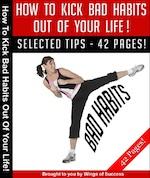 Kicking Bad Habits ebook cover