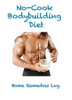 No-Cook Bodybuilding Diet ebook cover