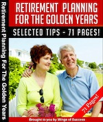 Retirement Planning Ebook cover