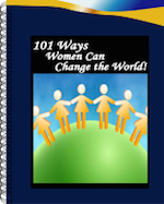 101 Ways Women Can Change the World