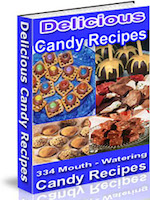 delicious candy recipes ebook