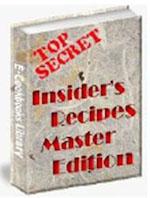 Insiders' Cookbook Master Edition