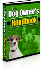 The Dog owners Handbook - ebook cover