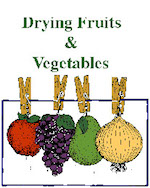 drying fruits and vegetables