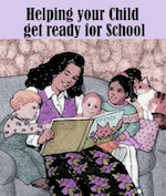 getting your child ready for school ebook cover