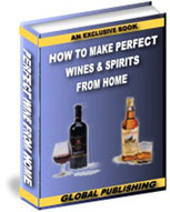 how to make wine and spirits from home