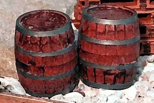 Apple-Cider-Vinegar-Wooden-Barrels