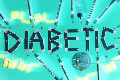 Diabetic collage