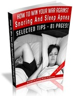 How-To-Win-Your-War-Against-Snoring-And-Sleep-Apnea