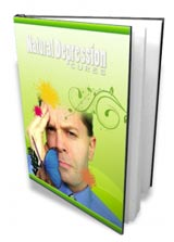 Natural Depression Cures - ebook cover
