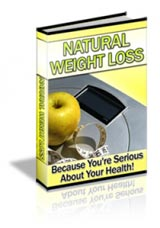 Natural Weight Loss - ebook cover