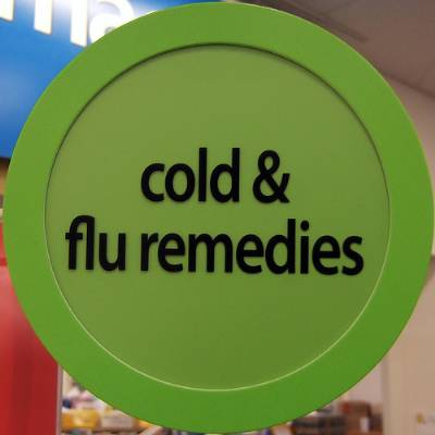cold and flu remedies - icon