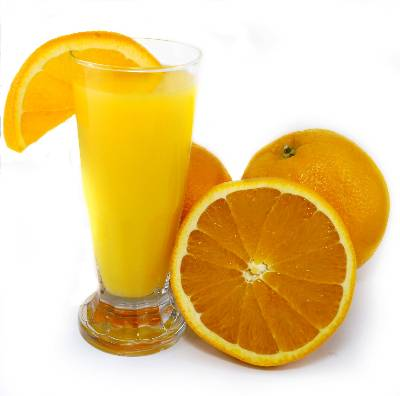Oranges and orange juice for vitamin-C