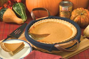 Pumpkin Pie with Beta-Carotene