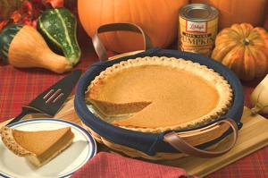 Pumpkin Pie with Beta-Carotene