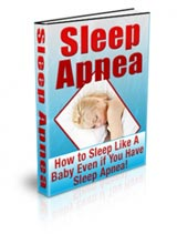 Sleep Apnea ebook cover
