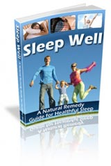 Sleep Well ebook cover