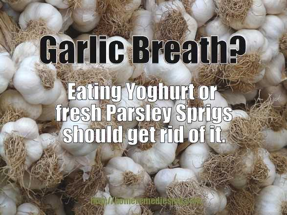 garlic breath remedies memeoptimized