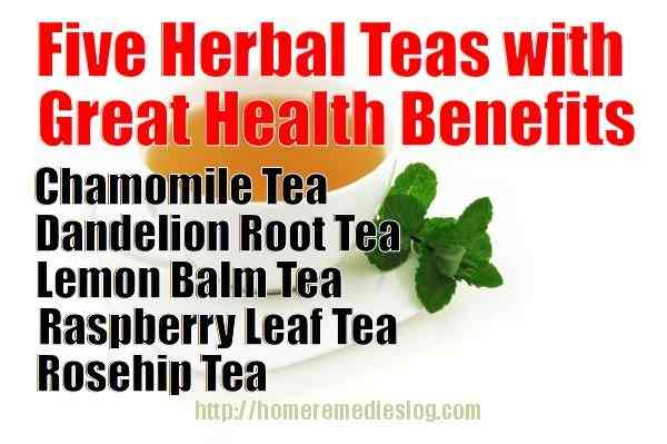 benefits of herbal tea - meme